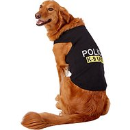 Parisian Pet Police Dog & Cat T-Shirt, 3X-Large