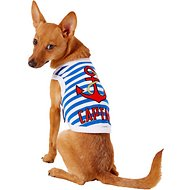 Parisian Pet Captain Dog & Cat T-Shirt, Small
