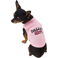 Parisian Pet Daddy's Girl Dog T-Shirt, XX-Small