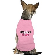 Parisian Pet Daddy's Girl Dog & Cat T-Shirt, X-Small