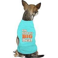 Parisian Pet I'm Kind of a Big Deal Dog T-Shirt, XX-Small