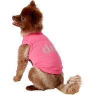 Parisian Pet Diva Dog & Cat T-Shirt, Medium