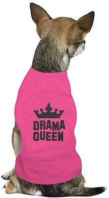 Parisian Pet Drama Queen Dog & Cat T-Shirt