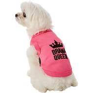 Parisian Pet Drama Queen Dog & Cat T-Shirt, X-Small