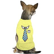 Parisian Pet Tie Dog & Cat T-Shirt, X-Large
