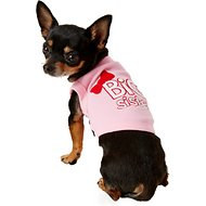 Parisian Pet Big Sister Dog T-Shirt, XX-Small