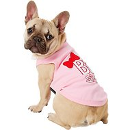 Parisian Pet Big Sister Dog & Cat T-Shirt, Medium