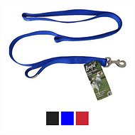 Loops 2 Double Handle Dog Leash, Blue