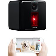 Petcube Play Wi-Fi Pet Camera, Carbon Black