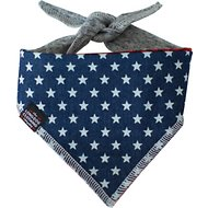 The Long Dog Clothing Company The Patriot Neckerchief, Small