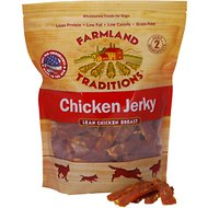 Farmland Traditions USA Chicken Jerky Dog Treats, 48-oz.