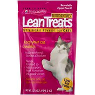 NutriSentials Lean Treats Nutritional Cat Treats, 3.5-oz bag
