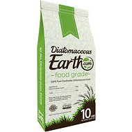 DiatomaceousEarth Food Grade Powder, 10-lb bag