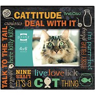 Prinz Live Love Lick Collection Cat Picture Frame, 6 x 4 in