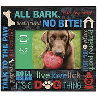 Prinz Live Love Lick Collection Dog Picture Frame, 4 x 6 inches