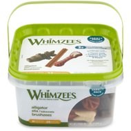 WHIMZEES Variety Pack Dental Dog Treats, Medium, 28 count