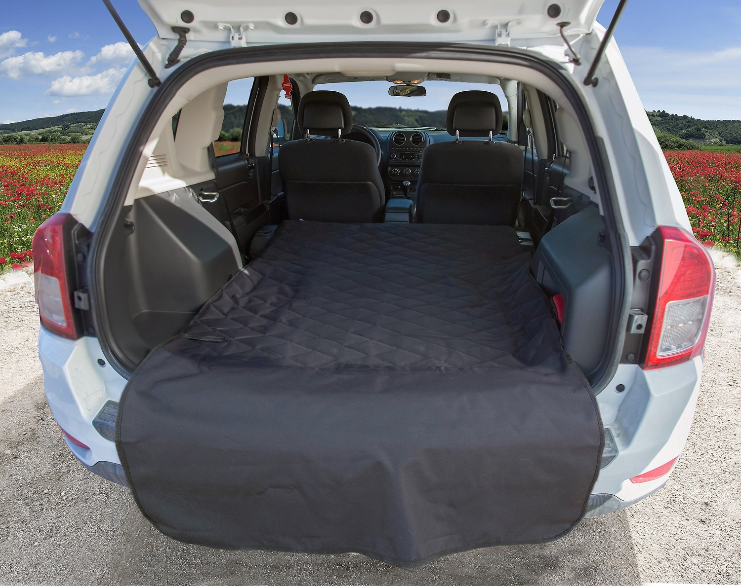 4knines Suv Cargo Cover Small Black