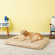4Knines Waterproof Dog Bed Liner, Tan, X-Large