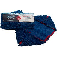 Soggy Doggy Microfiber Super Shammy, Blue