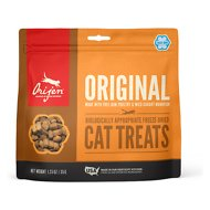 Orijen Original Poultry & Monkfish Freeze-Dried Cat Treats, 1.25-oz