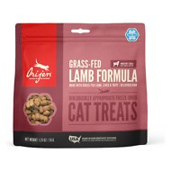 Orijen Grass-Fed Lamb, Liver & Tripe Freeze-Dried Cat Treats, 1.25-oz