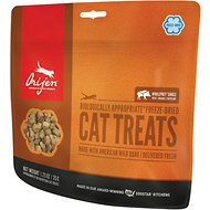 Orijen Alberta Wild Boar Freeze-Dried Cat Treats, 1.25-oz