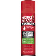Nature's Miracle Advanced Cats Stain & Odor Foam Aerosol Spray, 17.5-oz bottle