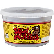Stud Muffins Horse Treats, 20-oz tub