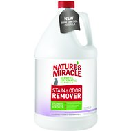 Nature's Miracle Just For Cats Stain & Odor Remover Lavender Scent, 1-gal bottle