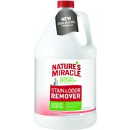 Nature's Miracle Just For Cats Stain & Odor Remover Melon Burst, 1-gal bottle