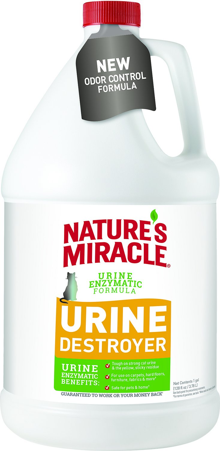 Nature S Miracle Reviews Cat Urine