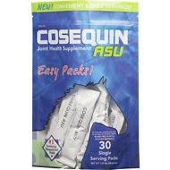 Nutramax Cosequin Easy Packs ASU Joint Health Horse Supplement, 30 count