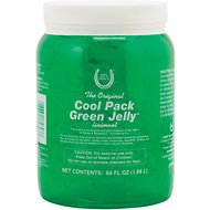 Farnam Cool Pack Green Jelly Horse Liniment, 64-oz tub