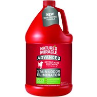 Nature's Miracle Advanced Dog Stain & Odor Remover, 1-gal bottle
