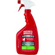 Nature's Miracle Advanced Dog Stain & Odor Remover Spray, 32-oz bottle