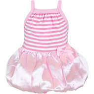 Parisian Pet Satin Dog Dress, X-Small