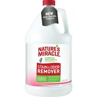 Nature's Miracle Dog Stain & Odor Remover Melon Burst, 1-gal bottle
