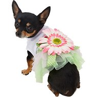 Parisian Pet Sunflower Dog Dress, X-Small