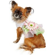 Parisian Pet Sunflower Dog Dress, Small
