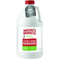 Nature's Miracle Dog Stain & Odor Remover, 64-oz bottle