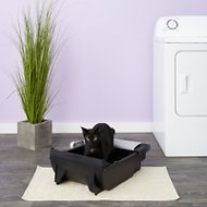 Pet Zone EZ Scoop No-Touch Manual Cat Litter Box