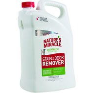 Nature's Miracle Dog Stain & Odor Remover Refill, 1.3-gallon bottle