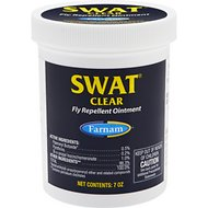 Farnam Swat Horse Fly Repellent, 6-oz tub