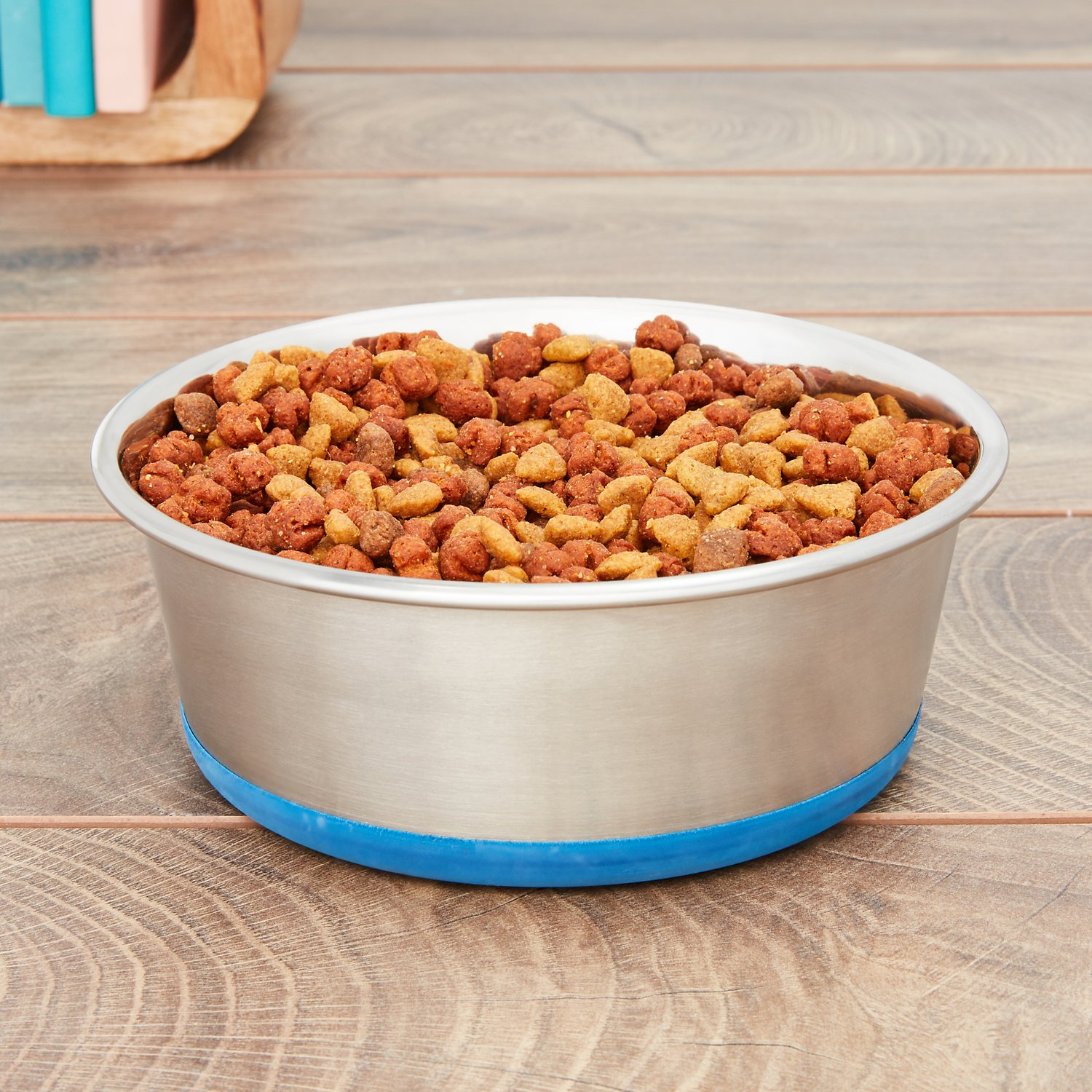 Thanks for pet food tray rubber bottom