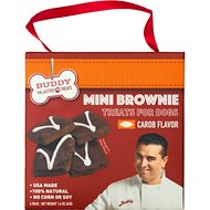 Buddy Valastro Pets Mini Brownie Carob Flavor Dog Treats