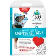 Calm Paws Dog Cone Calming Gel Patch