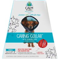 Calm Paws Recovery Caring Dog Collar, X-Small
