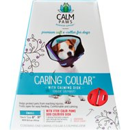 Calm Paws Recovery Caring Dog Collar, Small