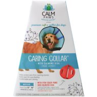 Calm Paws Recovery Caring Dog Collar, Medium