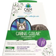Calm Paws Recovery Caring Cat Collar, X-Small